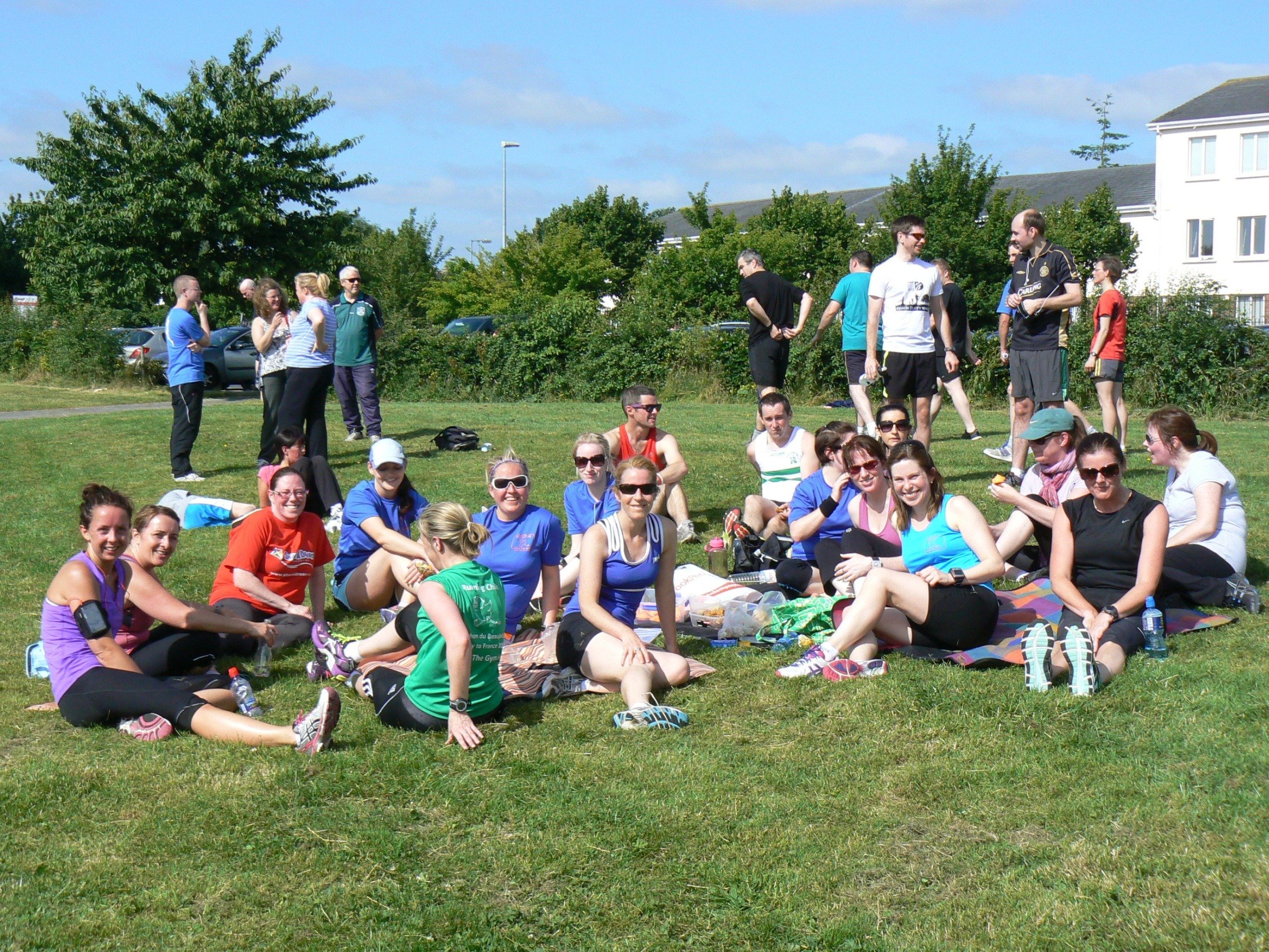 Running_Chicks_Parkrun_Picnic
