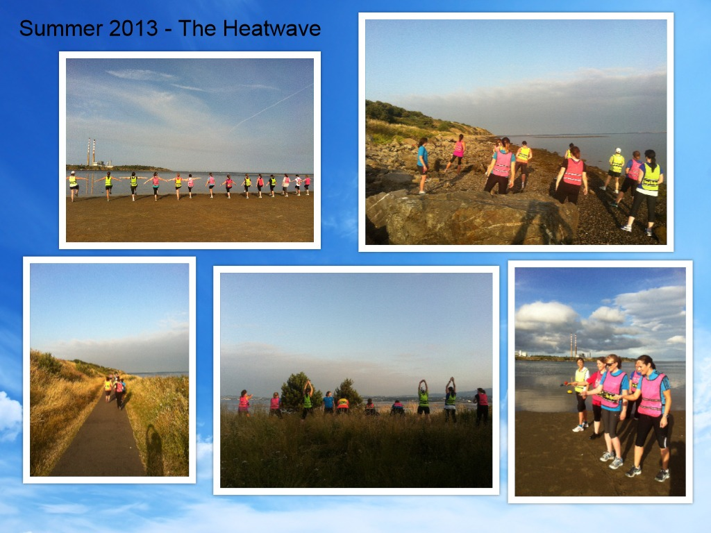 Summer 2013 Classes in the Heatwave