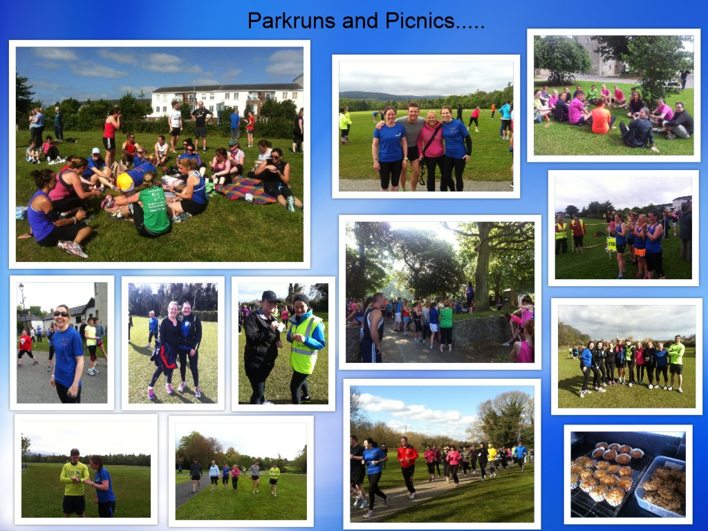 Parkruns and Picnics