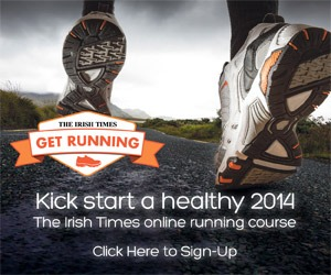 get running advert