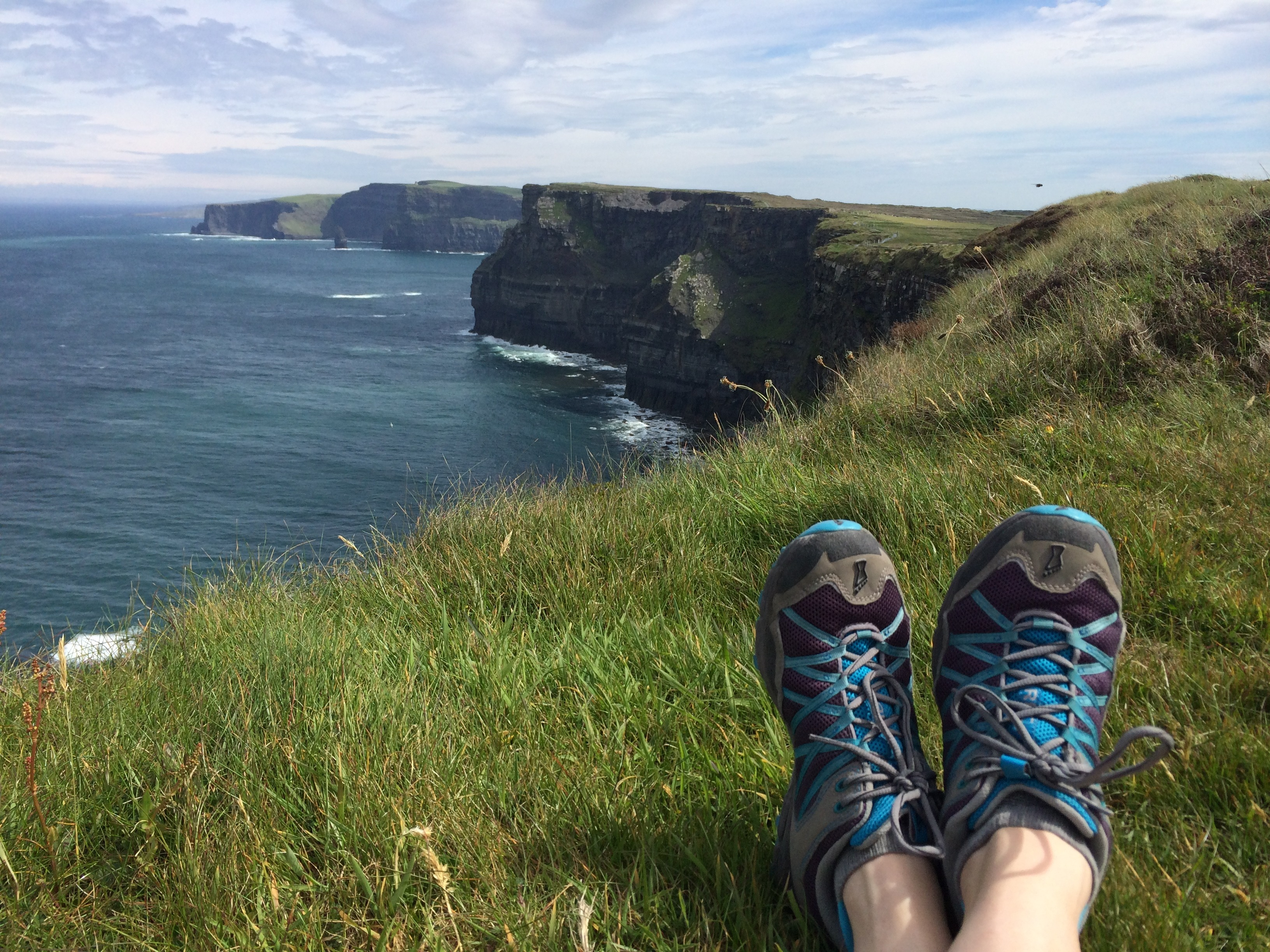 Cliffs Moher Running Break