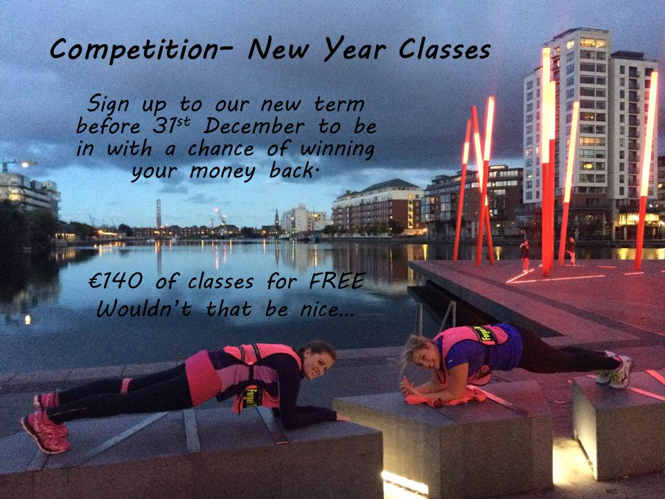 Competition– New Year Classes