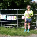 Áine's Alternative First Marathon Story